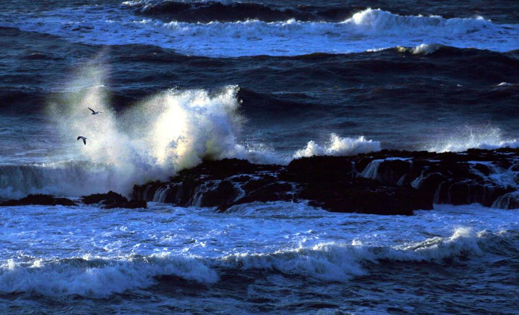 Влияние антициклонов на климат тихого